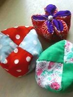 お手玉 - meili tender handicraft