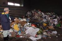 ゴミ処理現場の見学・続き - スミヤキスト通信ブログ版