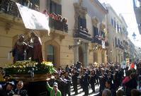 シチリアの復活祭その2トラパニのミステリ - シチリア島の旅ノート