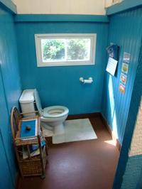 お手洗い in Hawaii - Hawaiian LomiLomi ハワイのおうち 華(レフア)邸