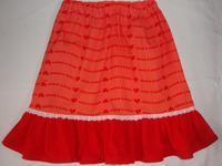 49.ディズニーのスカート-1(2009.05.04) - ★キラキラ手作り子供服