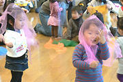 親子リトミックのご案内 - 子育てサークル たんぽぽの会