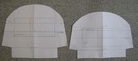 がまぐちの型紙を比較してみました - kzmの雑記帖