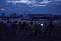 お台場の夜 - デジカメ写真集