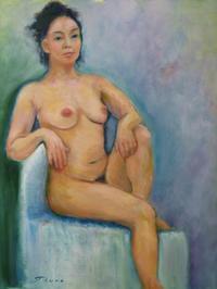 裸族でごめんなさい - 津野千佳 アートの日記