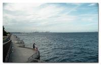 #2478釣りする人 - at the port