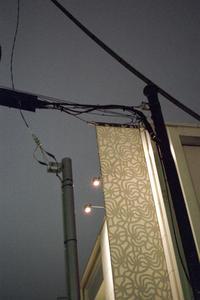 夜の散歩 - 店長のガラクタ部屋