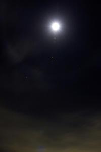 火星大接近@巾着田 - デジカメ写真集