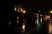 氷雨降る川越の夜 - デジカメ写真集
