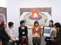 「Abflug2010-あさくさばしから声がする-」ギャラリートーク - MAKII MASARU FINE ARTS マキイマサルファインアーツ