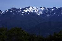 山の写真 - デジカメ写真集