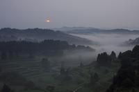 峠の夜明け - デジカメ写真集