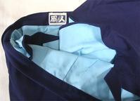 5916回 凧人の藍染め股引・総裏付 - 今日の凧人