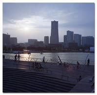#2483 残照 - at the port