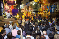 川越祭り、その3 - デジカメ写真集