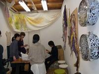 「線描再考」ワークショップ開催 - MAKII MASARU FINE ARTS マキイマサルファインアーツ