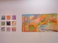 「線描再考」展示作品-1 - MAKII MASARU FINE ARTS マキイマサルファインアーツ