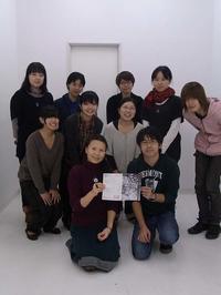 「線描再考」展 終了 - MAKII MASARU FINE ARTS マキイマサルファインアーツ