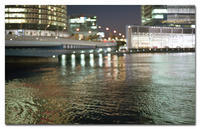 #2528光 - at the port