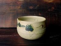 黄瀬戸碗 - 誇張する陶芸家の雑念