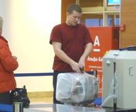 旅行荷物はラップでぐるぐる巻く - (元)ロシア専業主婦 日記