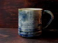 呉洲刷毛目マグカップ - 誇張する陶芸家の雑念