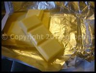 【チョコレート】カルフールのホワイトチョコ・・・(PARIS) - フランス美食村