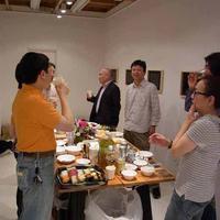 「秋山セツ写真展」「本橋松二写真展」オープニング - MAKII MASARU FINE ARTS マキイマサルファインアーツ