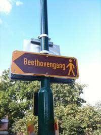 ベートーベンが歩いた道 - トビイ ルツのTraveling Mind