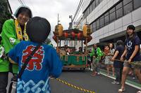 川越百万灯夏祭り、その2 - デジカメ写真集