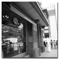 #2443モノクロームな街角 - at the port