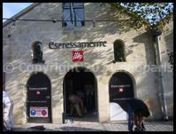 【新規OPEN】街角のILLY(Bercy Village)PARIS - フランス美食村