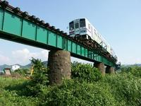 若桜鉄道の橋梁1 - 近代建築Watch