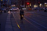 ミラノの街の夜 - デジカメ写真集