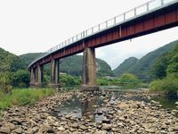 伯備線廃線跡の旧鉄道橋梁 - 近代建築Watch