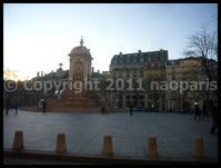 【マルシェ・ド・ノエルMarche de Noel】12月14日サンスルピス広場(PARIS) - フランス美食村