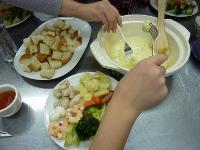 親子クッキング12月の会 - meili tender handicraft