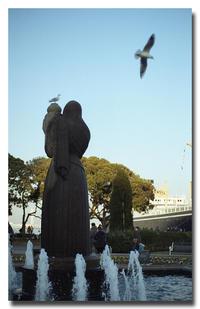 #2576公園にて - at the port