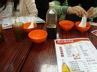 廟街での夕食 - 香港貧乏旅日記 時々レスリー・チャン