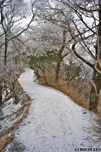 大山 その⑨2012年2月26日(日) - 光の贈りもの
