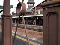 福知山線柏原駅跨線橋 - 近代建築Watch