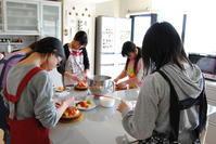 中学生、高校生お菓子教室 関西大阪神戸 - 料理研究家 島本 薫の日常