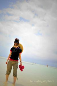 夏と海と綺麗なお姉さん - あ お そ ら 写 真 社