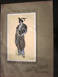 絵(印刷画) - スペイン・バルセロナ・アンティーク gyu's shop