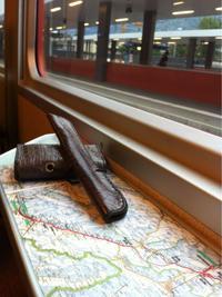 スイス鉄道 一人旅なぅ -  アルビレオの 雑記帳