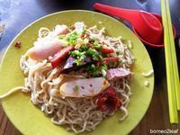 Wah Juan レストラン-一番おいしいコンロメン - コタキナバル 旅行記・ブログ