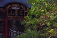 紅葉@三峰神社 - デジカメ写真集