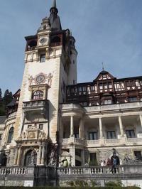 ペレシュ城で演奏会♪*日本ルーマニア音楽協会・ルーマニア演奏ツアー - ルーマニアへ行こう! Let's go to Romania !