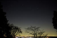 星空の撮影 - デジカメ写真集