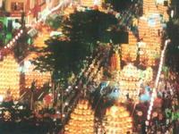 秋田竿燈(かんとう)まつり - Mt.Blue Rice Shop。